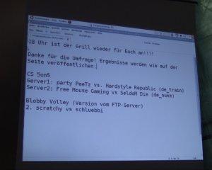 Beamer mit Ubuntu